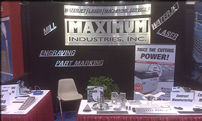 Maximum Industries - Power Gen Show - Las Vegas